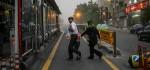 عکس هایی از دومین طوفان و گرد و غبار در تهران خرداد ۹۳