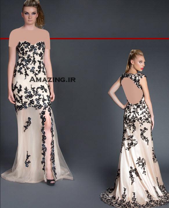 لباس مجلسی , مدل لباس مجلسی,لباس مجلسی Black Label