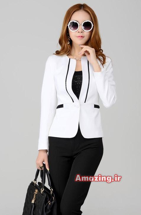 کت و دامن دخترانه ,مدل کت و دامن مجلسی زنانه 2014
