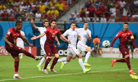 نتیجه بازی آمریکا و پرتغال,دانلود بازی آمریکا و پرتغال,عکس های بازی آمریکا و پرتغال,خلاصه بازی آمریکا و پرتغال