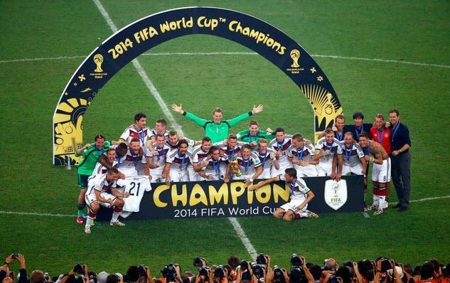دانلود مراسم اهدای جام , اختتامیه جام جهانی 2014