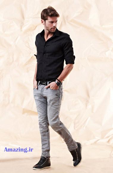 مدل لباس , لباس پسرانه ,تیپ مردانه