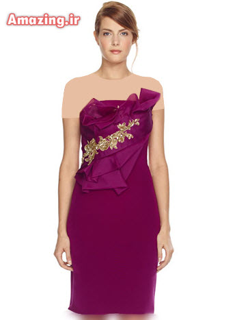 لباس مجلسی کوتاه , مدل لباس مجلسی