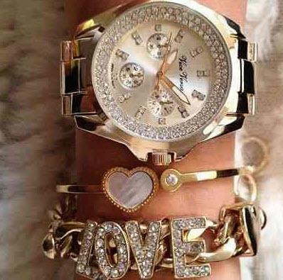 مدل ساعت جدید , دستبند دخترانه 2014
