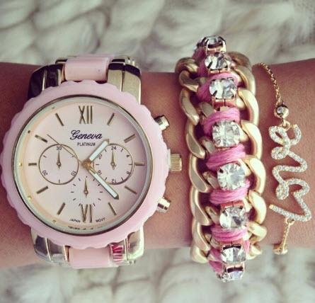 مدل ساعت , دستبند دخترانه
