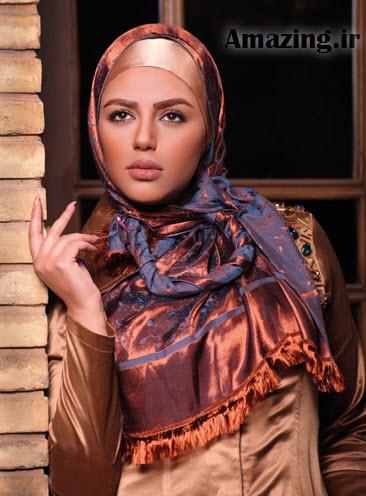 مدل شال ,  روسری