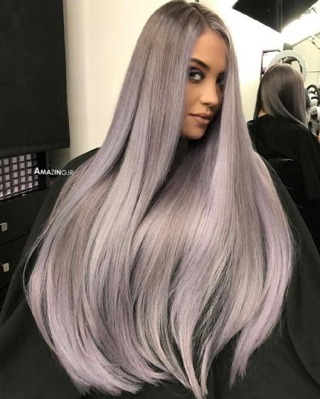 رنگ مو , رنگ موی زنانه , مدل رنگ مو