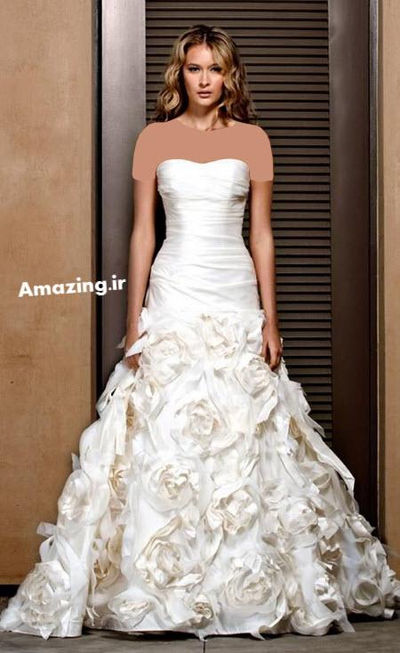 مدل لباس عروس , لباس عروس