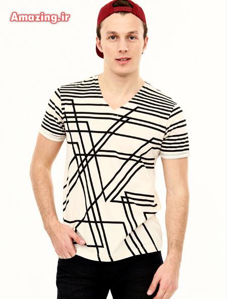 مدل لباس مردانه , مدل تیشرت , لباس پسرانه 2015