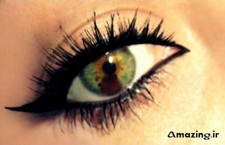 آرایش چشم , سایه چشم , خط چشم