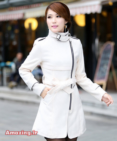 مدل پالتو , پالتو دخترانه کره ایی , مدل پالتو 2015