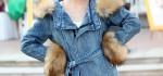 سری دوم مدل پالتو و کاپشن خزدار دخترانه زنانه کره ایی شیک