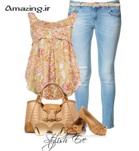 مدل لباس , ست لباس