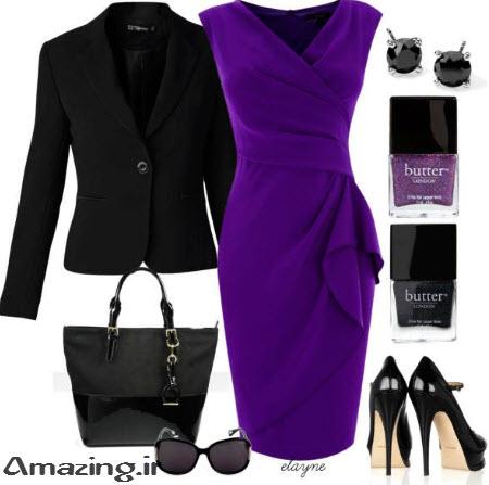 مدل لباس , ست لباس مجلسی