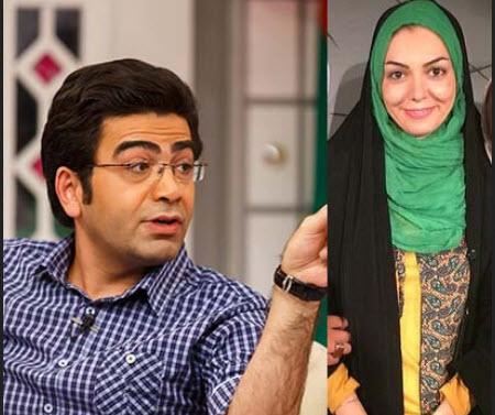 طلاق ,فرزاد حسنی ,آزاده نامداری , عکس