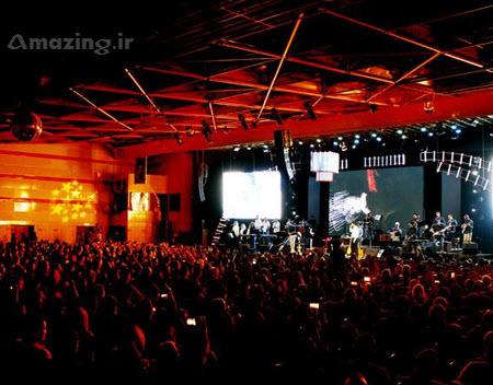 کنسرت علی لهراسبی , عکس هنرمندان