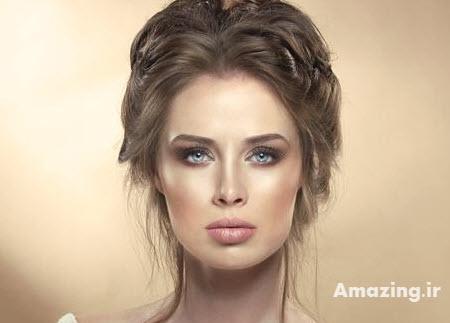 آرایش عروس , مدل آرایش عروس