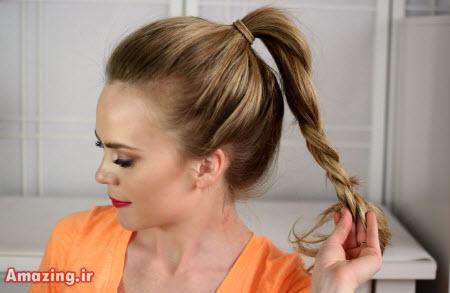 بافت مو , آموزش تصویری بافت مو , مدل بافت مو