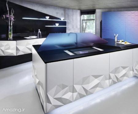 دکوراسیون آشپزخانه , مدل کابینت شیک