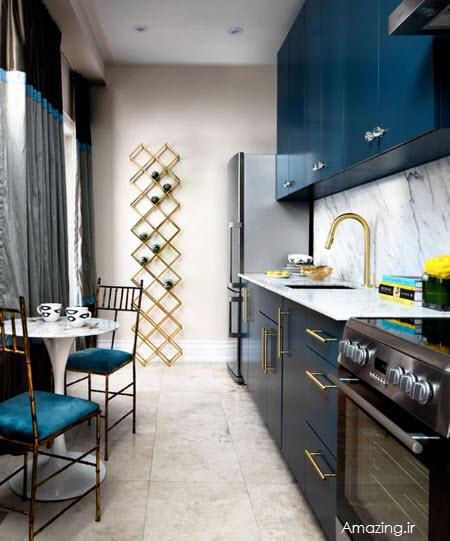 دکوراسیون آشپزخانه , مدل کابینت مدرن