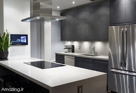 دکوراسیون آشپزخانه , مدل کابینت