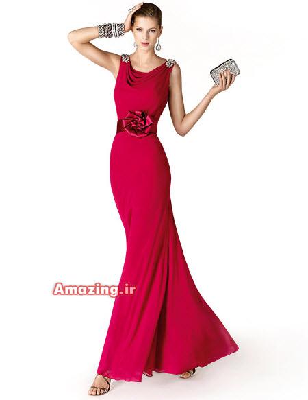 لباس شب , لباس شب زنانه , مدل لباس شب شیک, مدل لباس شب اسپانیایی