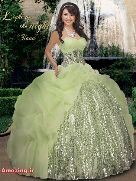 لباس نامزدی 2015 , مدل لباس نامزدی 2015