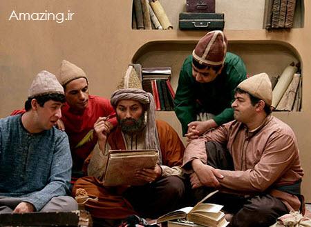 مجموعه شکر آباد ,طنز شکر آباد ,سریال شکر آباد نسیم