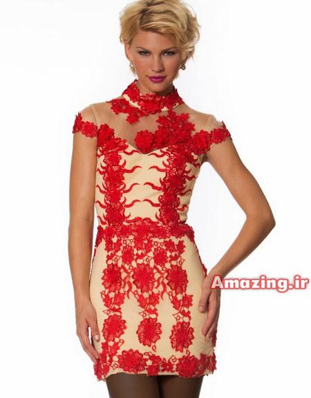 لباس مجلسی , مدل لباس مجلسی , لباس مجلسی کوتاه 2015