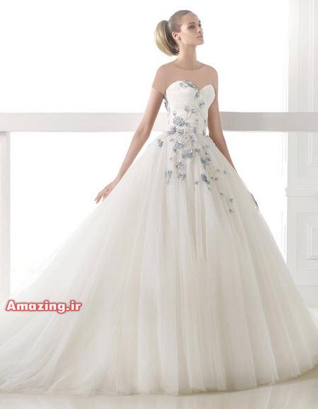 لباس عروس پرونویا , مدل لباس عروس , لباس عروس 2015