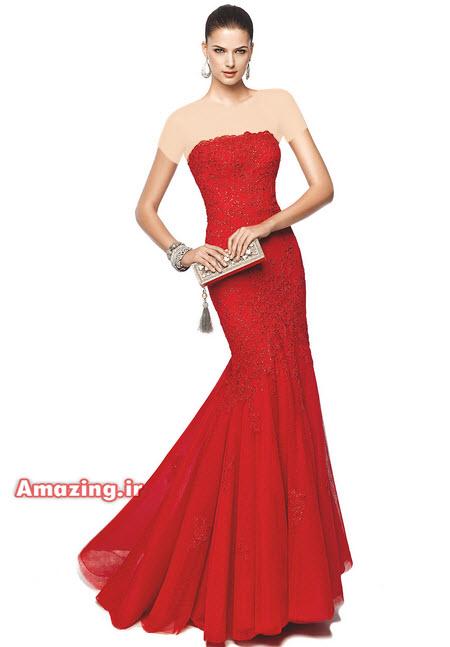 لباس شب 2015 , مدل لباس شب