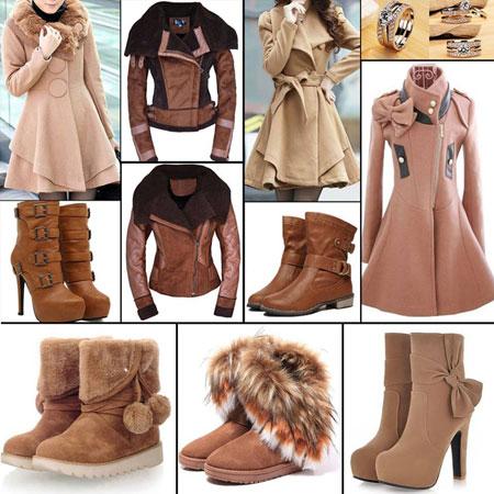 مدل لباس , ست لباس زمستانی , ست لباس بافتنی , ست لباس 2015