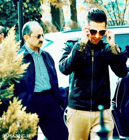 اینستاگرام محسن افشانی , عکس جدید محسن افشانی , محسن افشانی 93