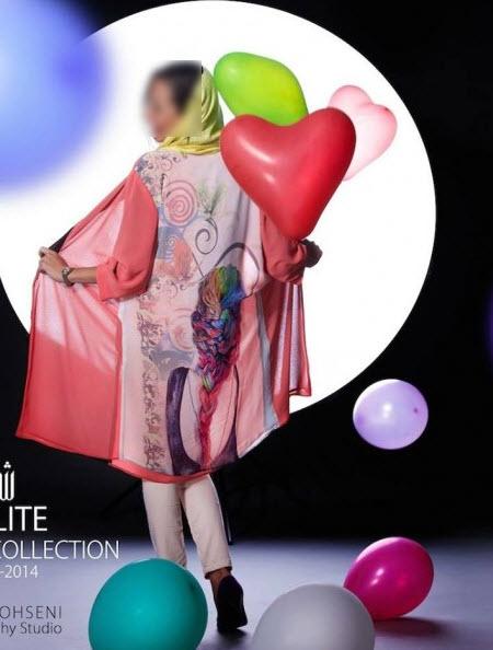 مانتو سنتی عید نوروز 94 , مدل مانتو دخترانه بهار 94 , مانتو شلیته 94
