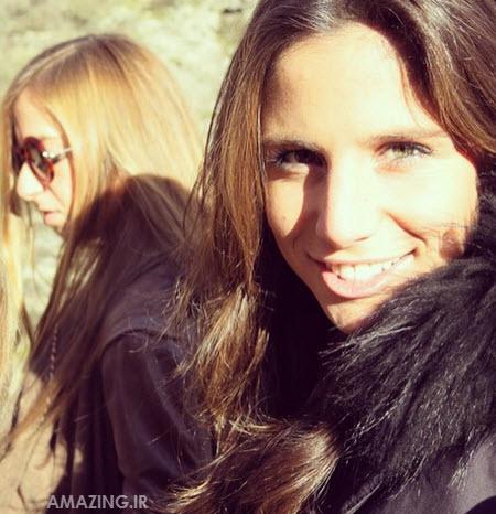 Lucia Villalon , لوسیا ویالون ,عکس لوسیا ویالون نامزد رونالدو , زن جدید رونالدو لوسیا ویالون