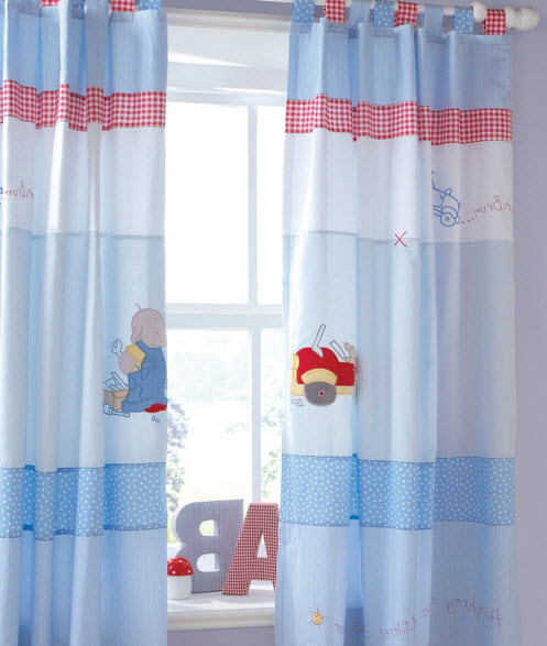 مدل پرده اتاق کودک , پرده اتاق خواب بچه ها