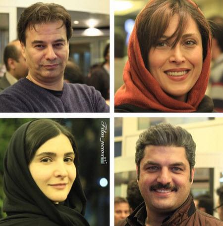 فیلم فجر 93 , جشنواره فیلم فجر 93 ,عکس بازیگران در فیلم فجر 93