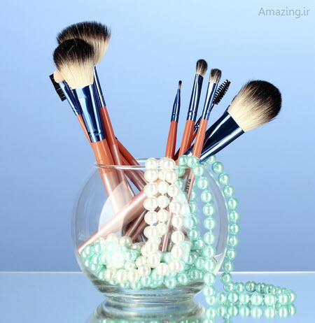 لوازم آرایش , مدل لوازم آرایش , خطرات لوازم آرایش , نحوه استفاده از لوازم آرایش