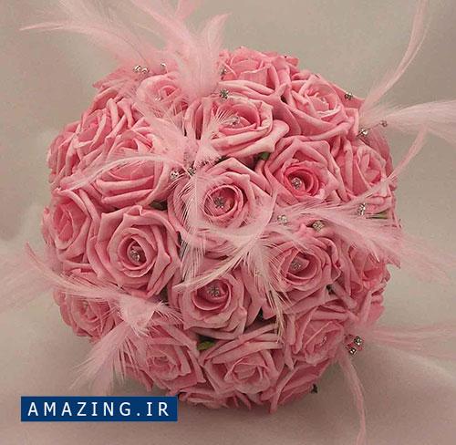 مدل جدید دسته گل عروس 2015