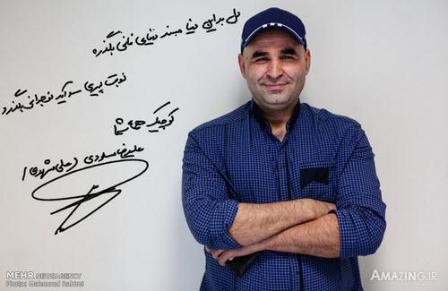 علی مسعودی , علی مشهدی , علی مسعودی خندوانه