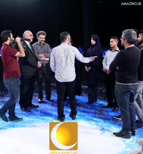 ماه عسل 94 , برنامه ماه عسل 94 , احسان علیخانی 94 , ماه رمضان 94