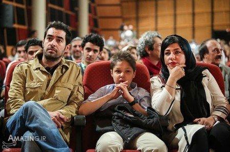 شهاب حسینی و همسرش , بیوگرافی شهاب حسینی , اینستاگرام شهاب حسینی