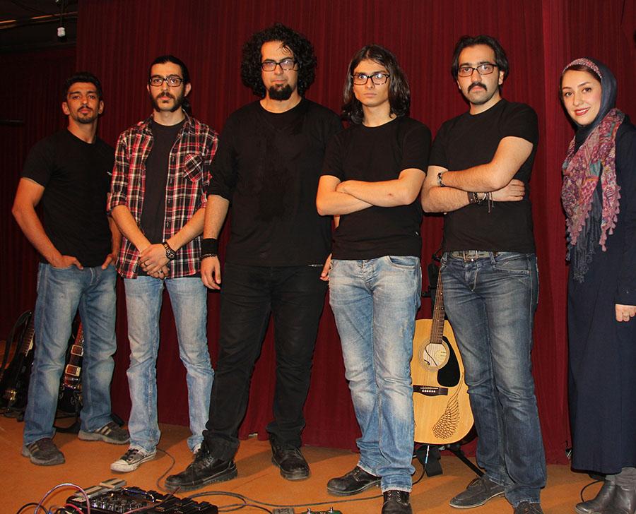 گروه پیکلاویه,کنسرت گروه پیکلاویه,کنسرت گروه پیکلاویه در تالار ایوان شمس