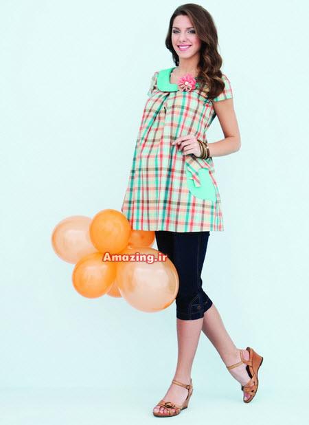 لباس بارداری 2015 , لباس حاملگی , پیراهن بارداری مجلسی