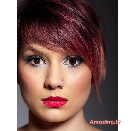 رنگ مو , مدل رنگ مو ,ماندگاری رنگ مو , نکاتی برای ماندگاری بیشتر رنگ مو ها