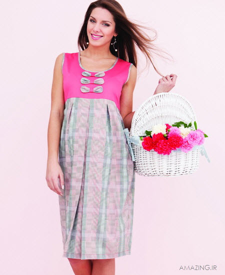 لباس بارداری 94 , پیراهن حاملگی , لباس بارداری مجلسی