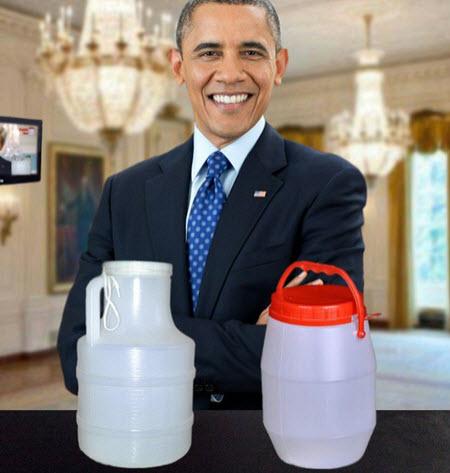 عکس خنده دار دبه درآوردن غربی ها , عکس دبه خنده دار , کاریکاتور دبه درآوردن آمریکایی ها , دبه درآردن اوباما