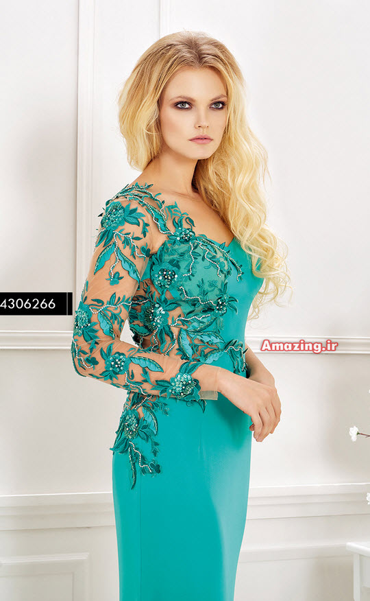 لباس مجلسی 94 , لباس مجلسی kenzel , مدل لباس مجلسی گیپور 2015