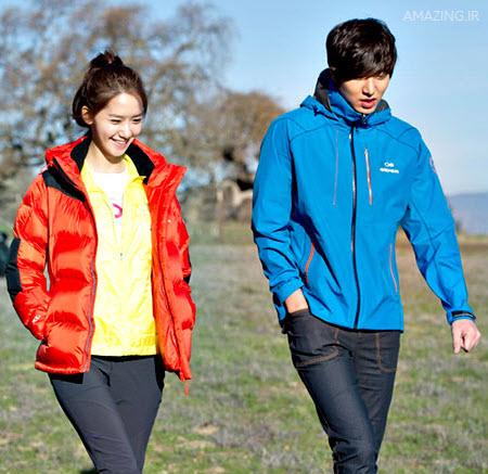 لی مین هو, عکس لی مین هو, اینستاگرام لی مین هو, لی مین هو و همسرش