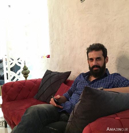 سعید معروف , سعید معروف زنیت کازان , اینستاگرام سعید معروف